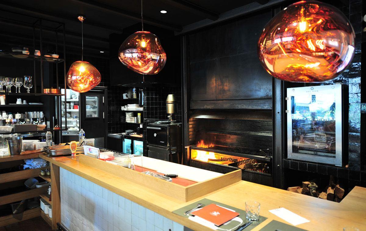 Restaurant le Fer à Cheval - grill